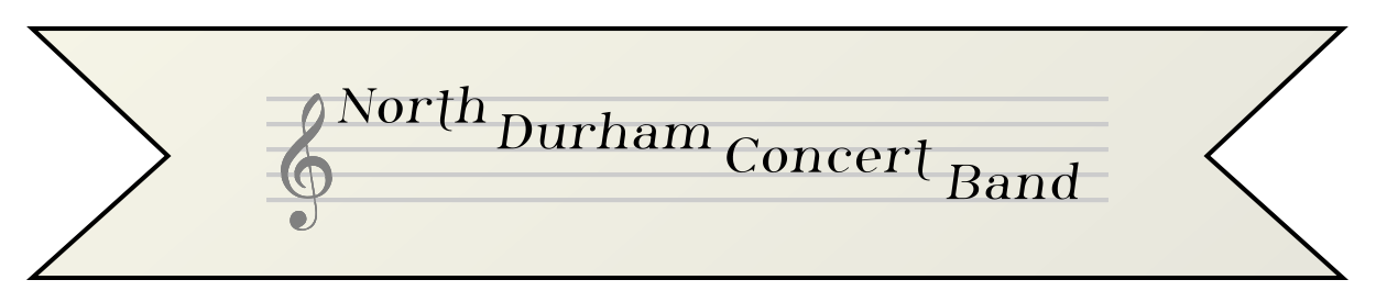 North Durham Concert Band logo